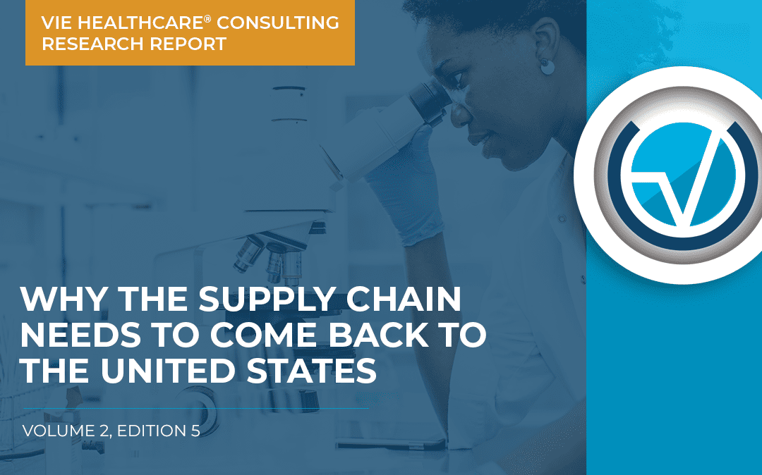 Why The Supply Chain Needs to Come Back to The United States